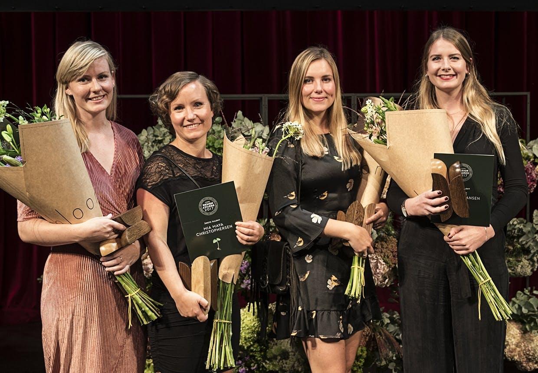 design awards 2017 talenterne