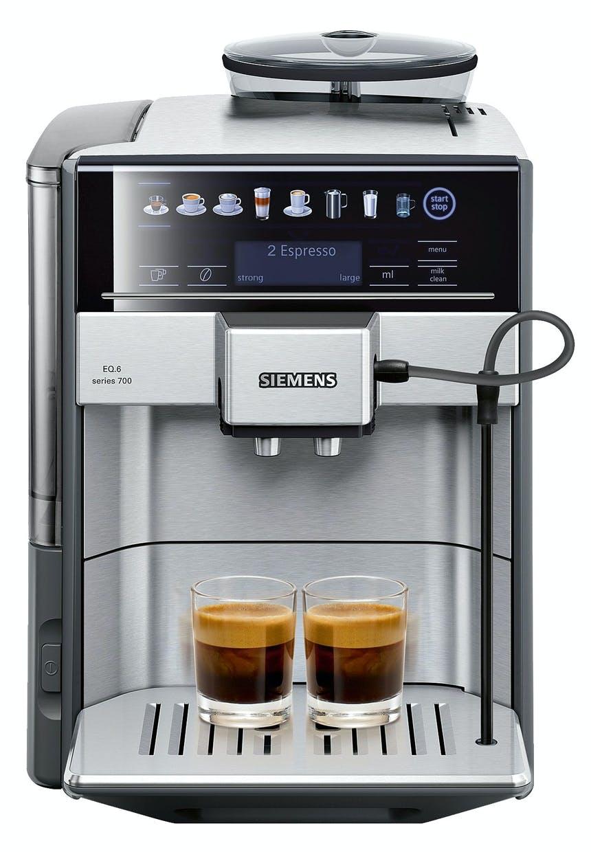 Siemens espresso-/kaffemaskine EQ.6 series 500, 10.999 DKK