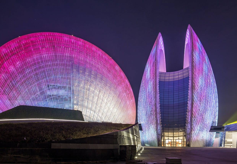 Zhuhai Opera House / CR Institute of Architectural & Urban Design