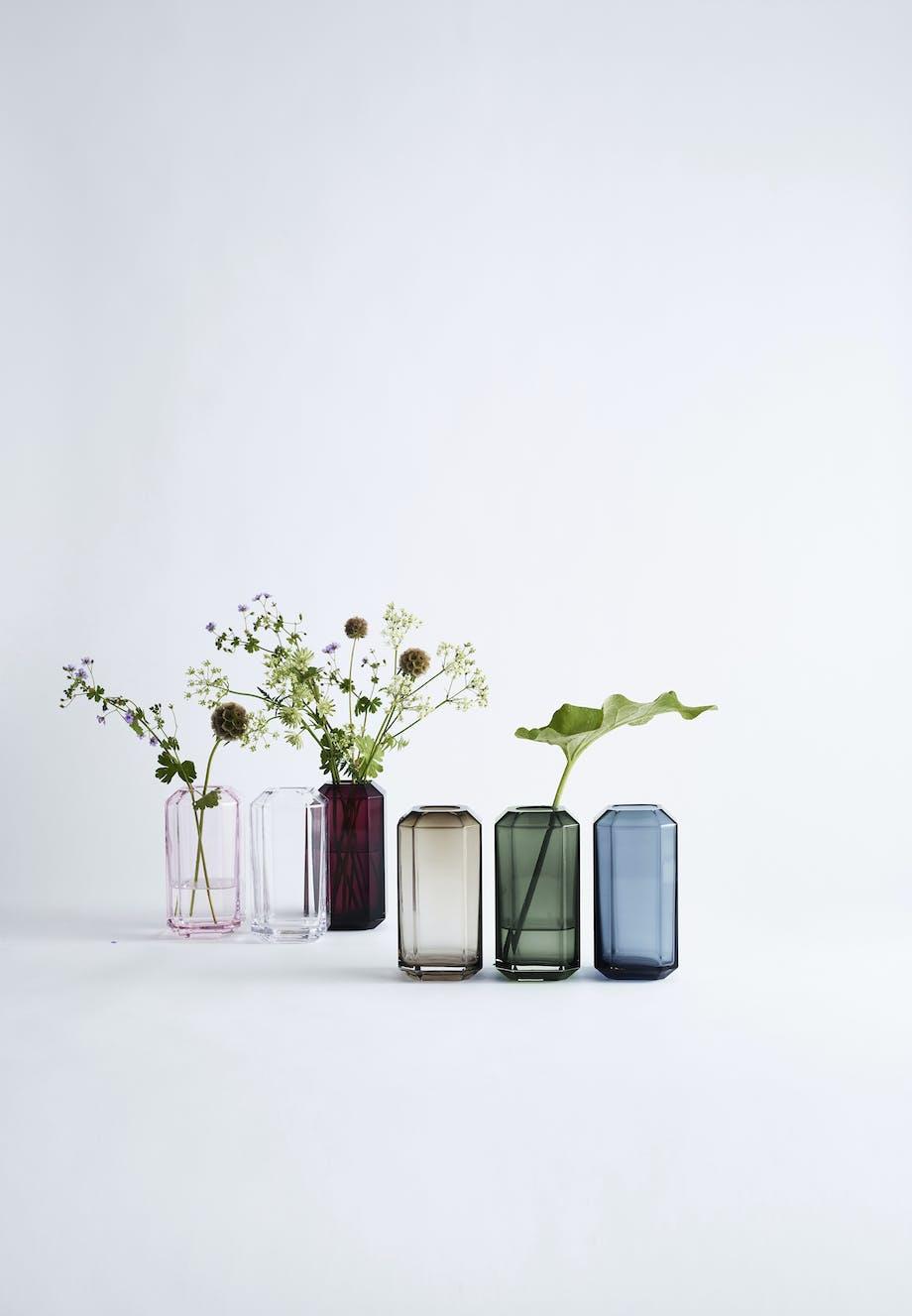 Jewel-vasen