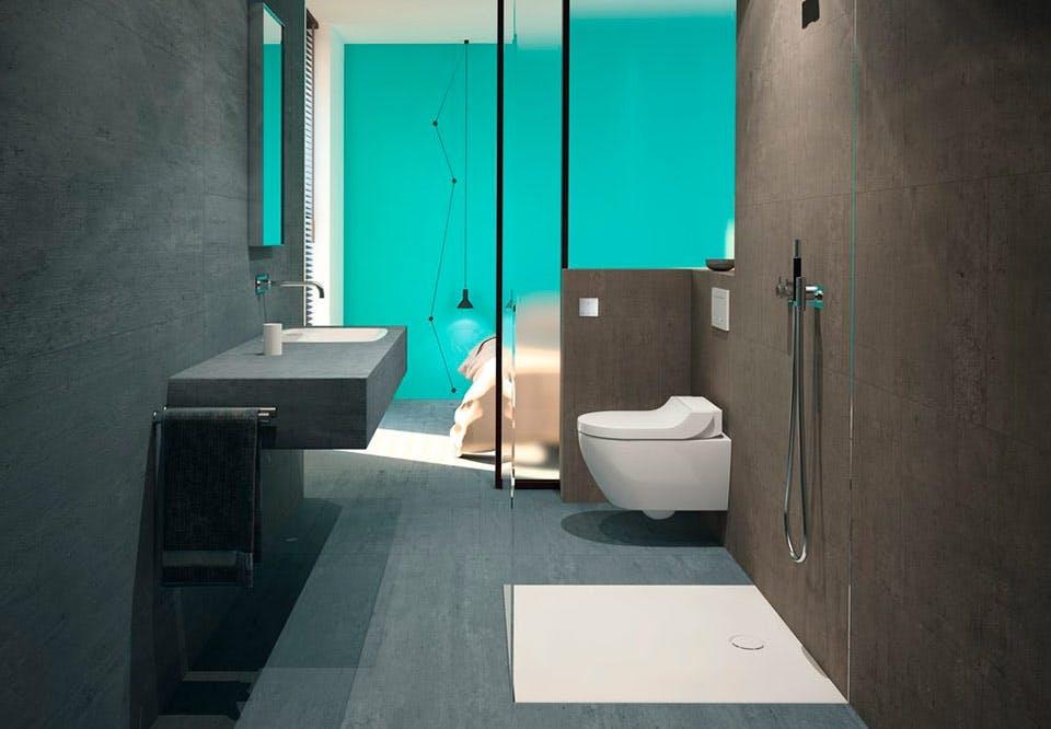 indret badeværelset guide geberit aquaclean tuma toilet