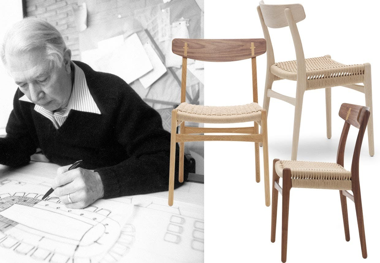 wegners farver. Black Bedroom Furniture Sets. Home Design Ideas