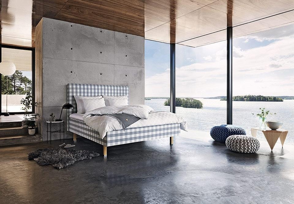 Hästens limited edition nordic frame tilbud seng