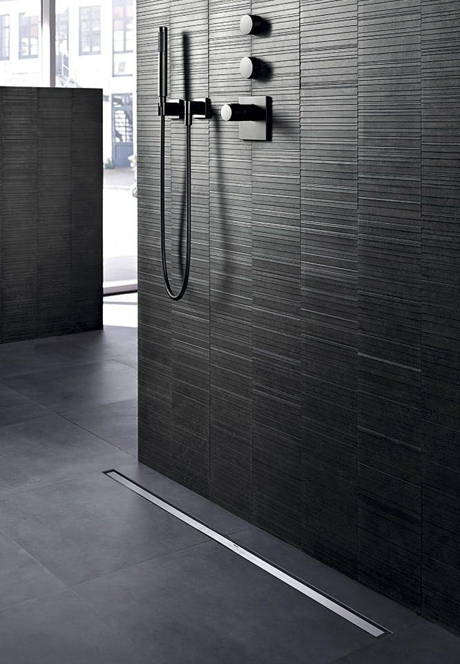 Geberit badeværelse afløbsrist afløb CleanLine