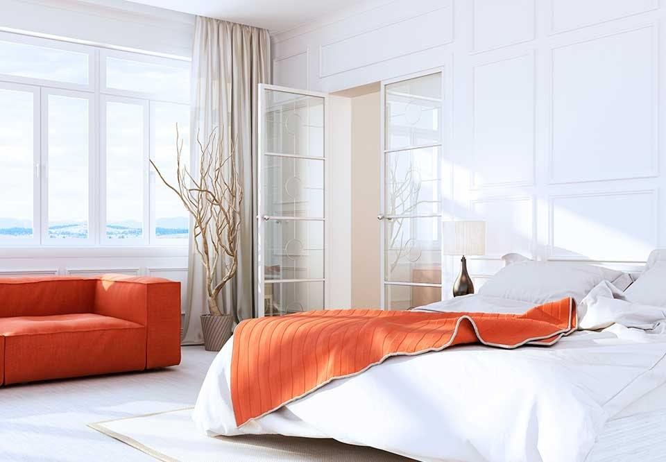 Vask tekstilerne i hjemmet sikkert og grundigt med AEG serie 8000