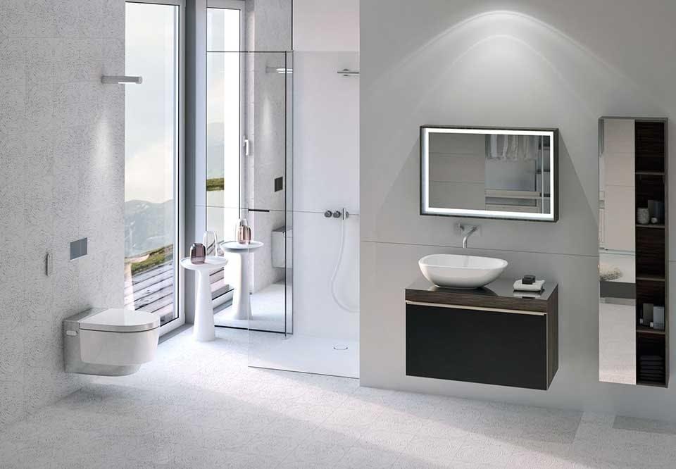 Christoph Behling har designet toilettet der rengør dig med vand Geberit AquaClean Mera