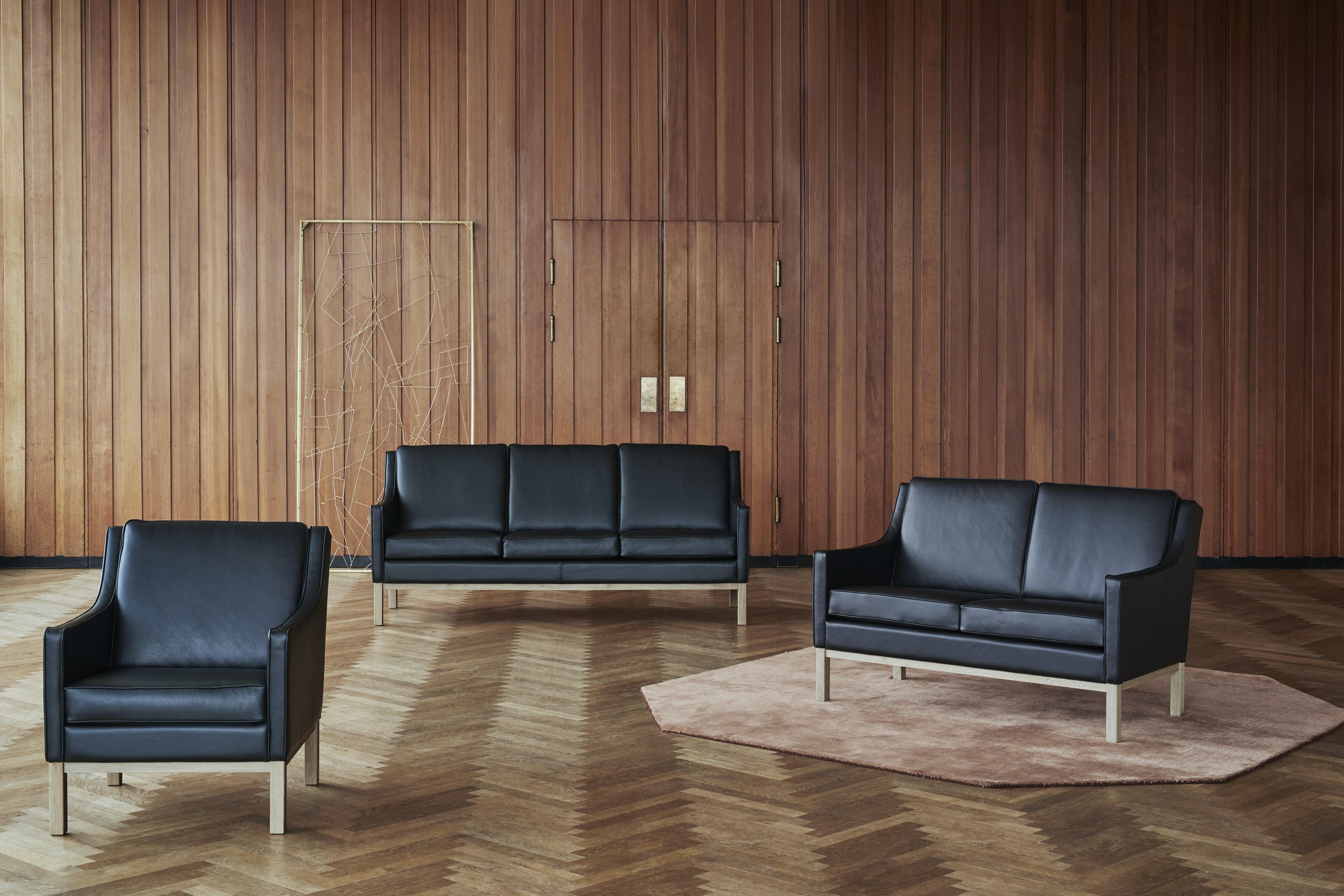 Oppsiktsvekkende FDB Møbler relancerer Erik Wørts ikoniske sofagruppe | bobedre.dk GI-06