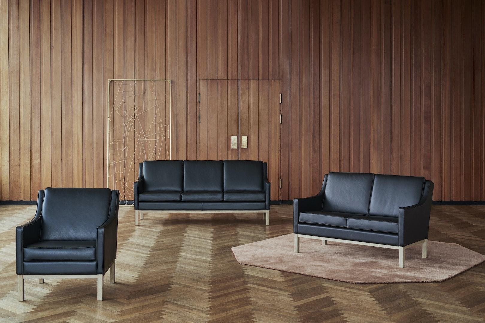 Kæmpestor FDB Møbler relancerer Erik Wørts ikoniske sofagruppe | bobedre.dk IV82