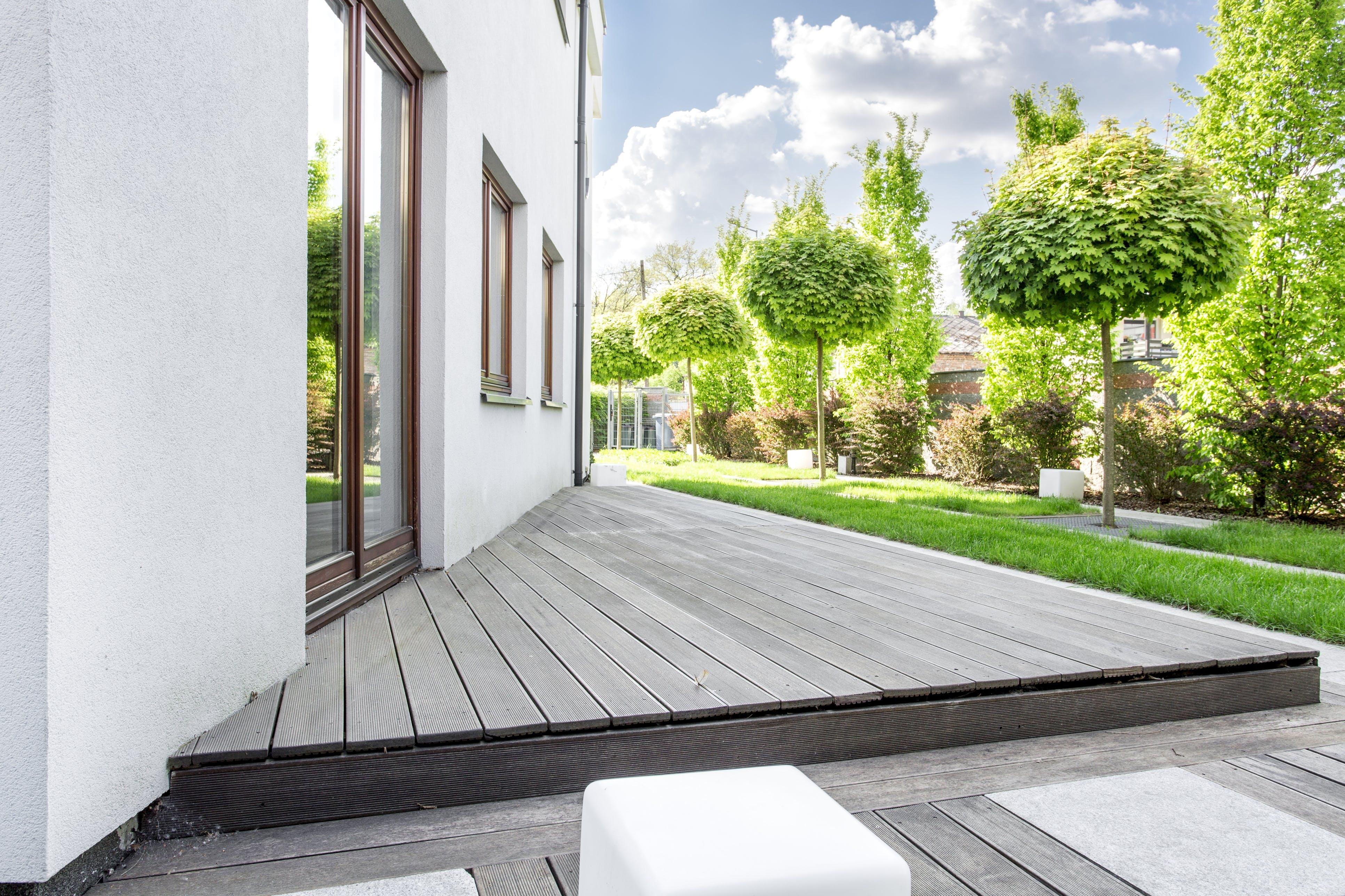 Den moderne have