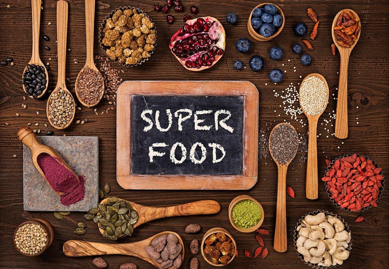 """Goji bær blandt flere andre former for """"superfood"""""""