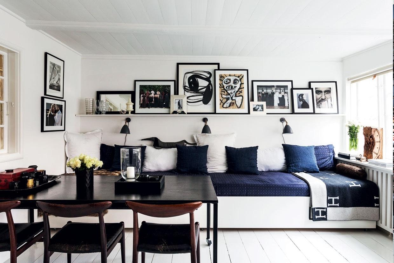Picture of: 8 Hjem Med Smarte Opbevaringsmuligheder Bobedre Dk