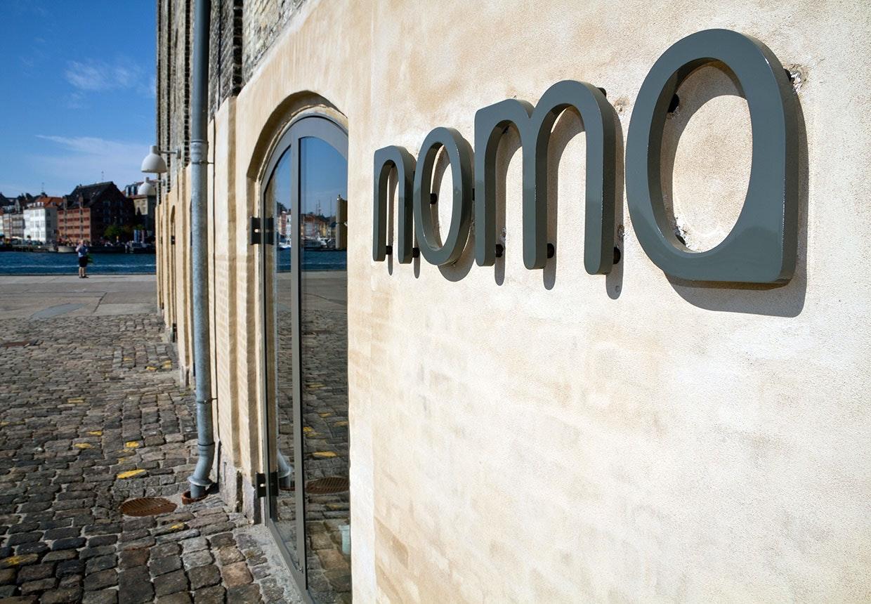 Restaurant Noma ude af Michelin-guide i 2017