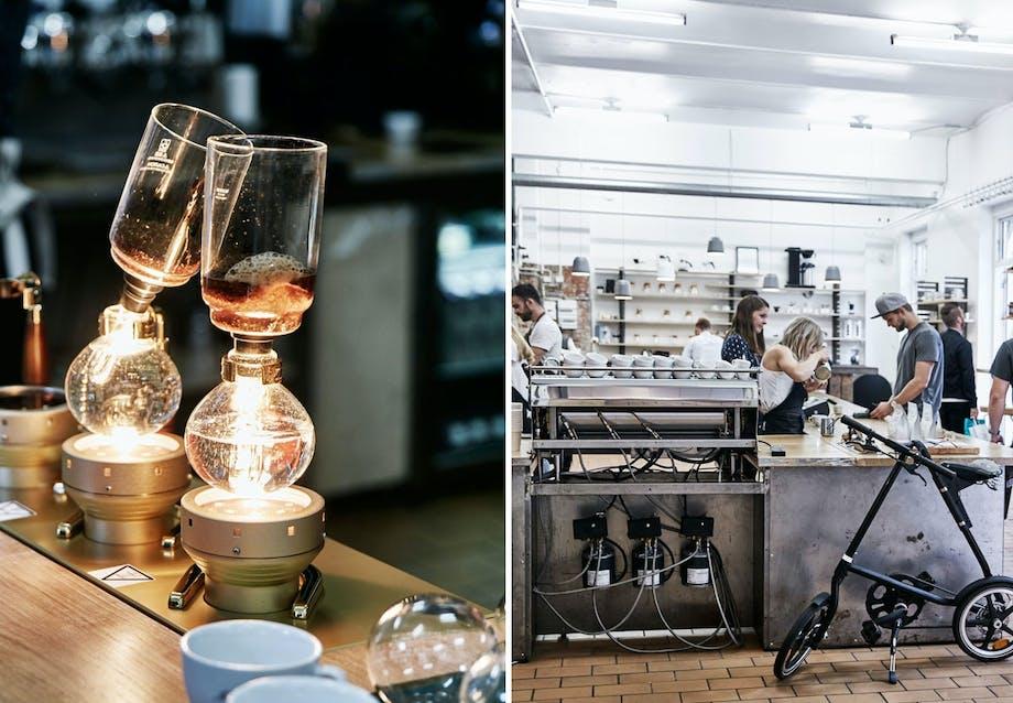 Great Coffee i Aarhus