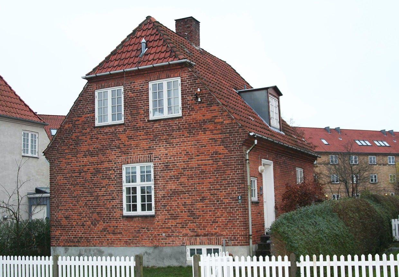 Murermestervillaen: det 100 år gamle fremtidssikrede hus   bobedre.dk