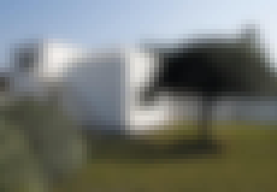 Funkisvilla - Arne Jacobsens egen hvide villa i Ordrup / Gentofte