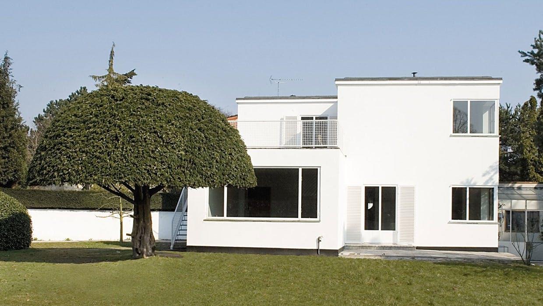 Arne Jacobsens egen funkisvilla