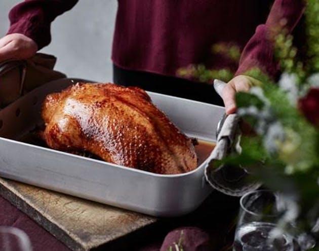 Hjælp til and, opskrifter, planlægning - alt til julen.