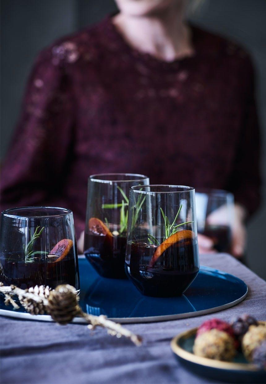 Julegløgg gløgg med rosmarin opskrift