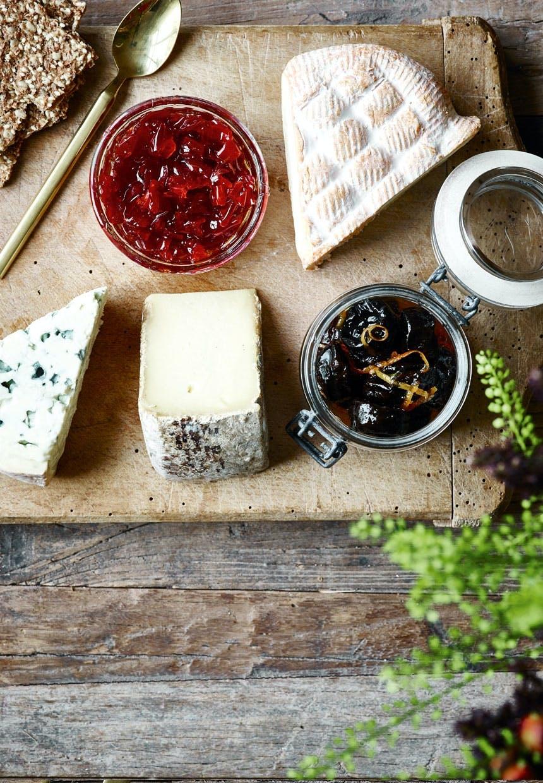 Lækkert, nemt og hjemmelavet tilbehør til ostefadet