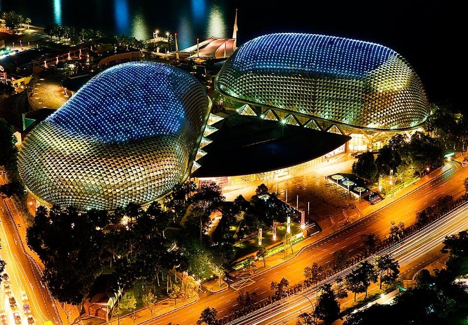 Esplanade - Theatres on the bay