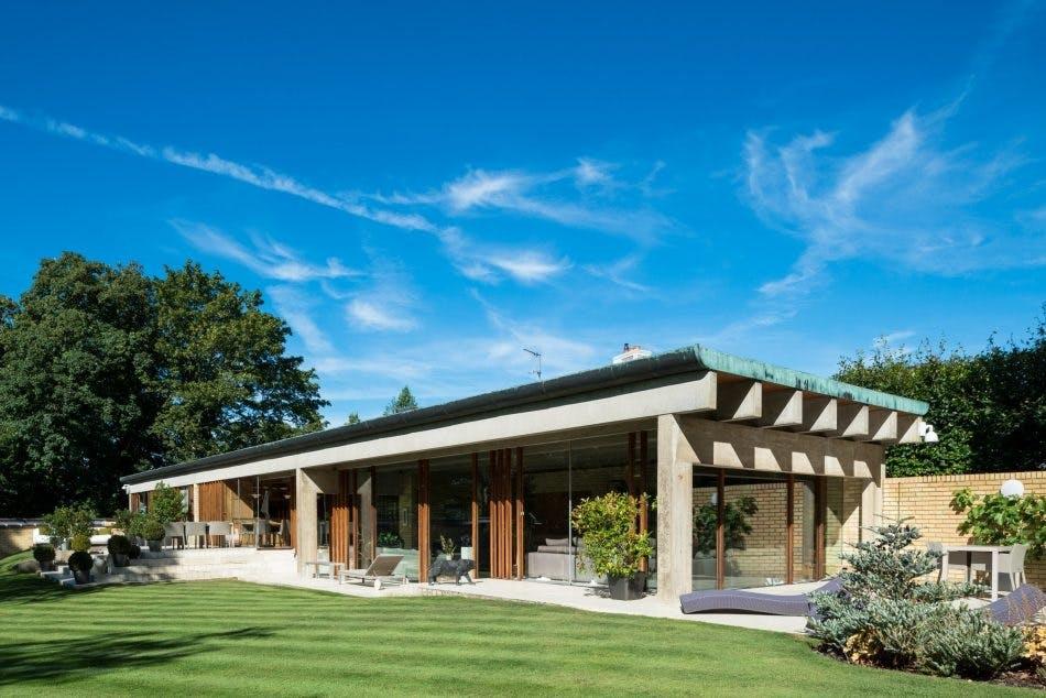 Ahm House Harpenden, Hertfordshire