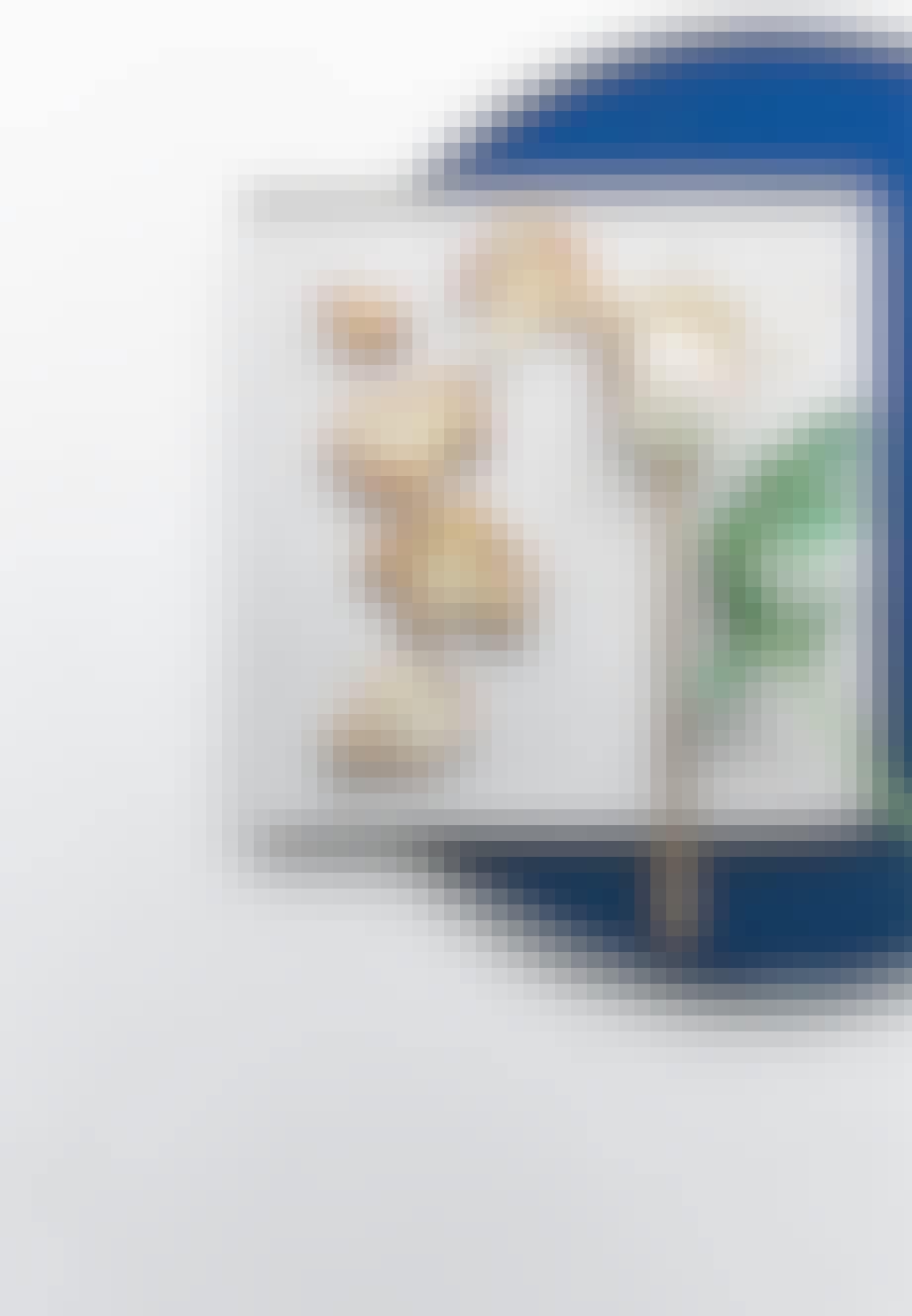 Blomkål med trøffelolie og mandler