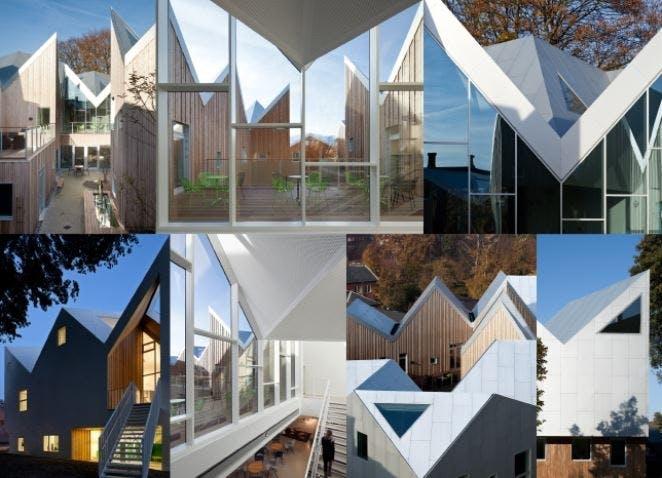 arkitektur på nørre allé, københavns kulturnat