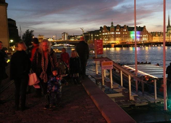 Dansk arkitektur center, københavns kulturnat