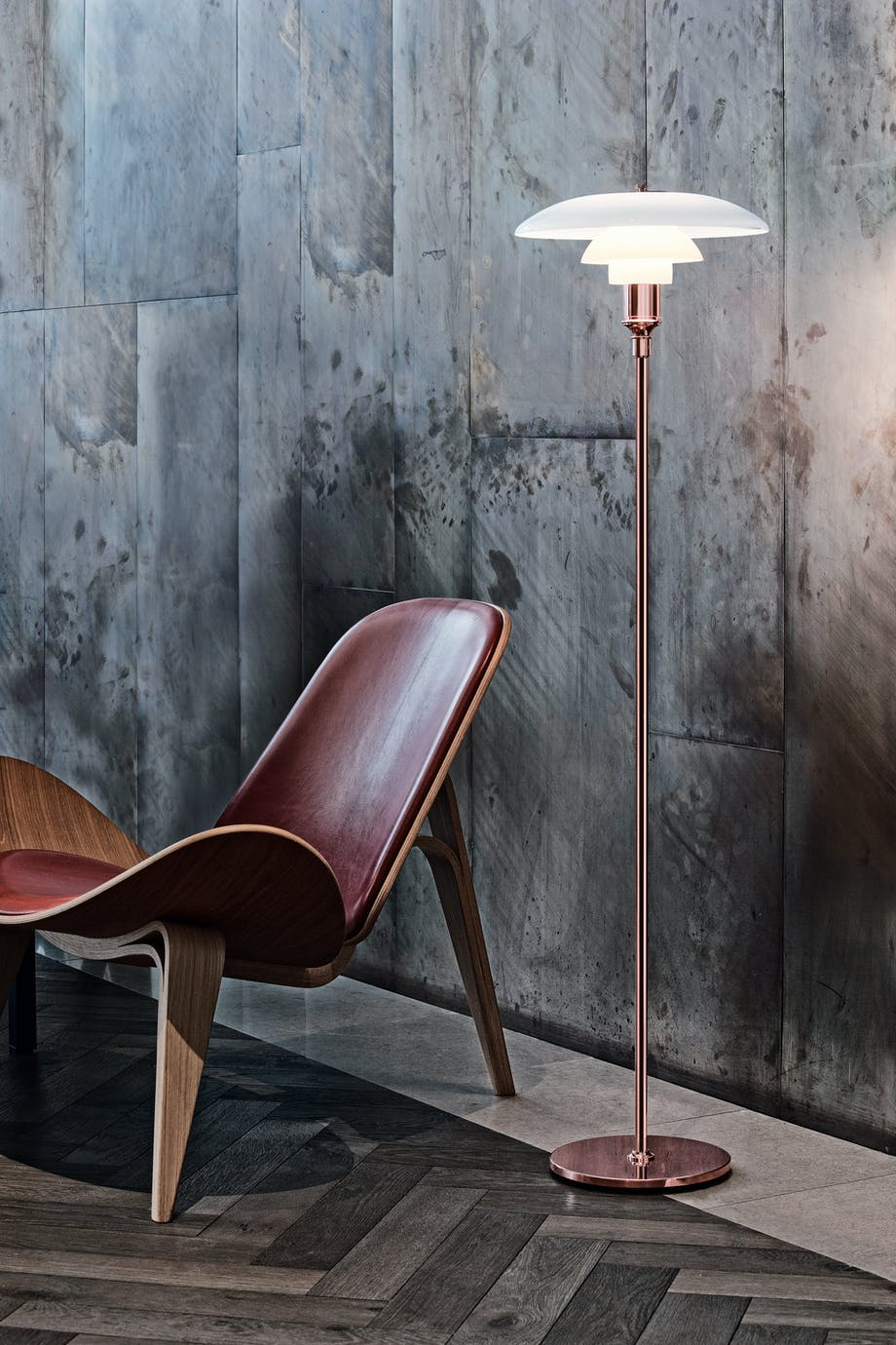 Frisk PH lampen i en ny smuk version | bobedre.dk LH-52