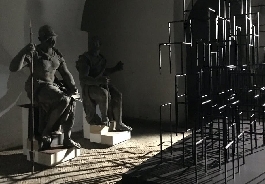 Snedkernes Efterårsudstilling 2016 i Christian IV's Bryghus