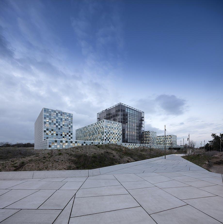 Den Internationale Domstol i Haag