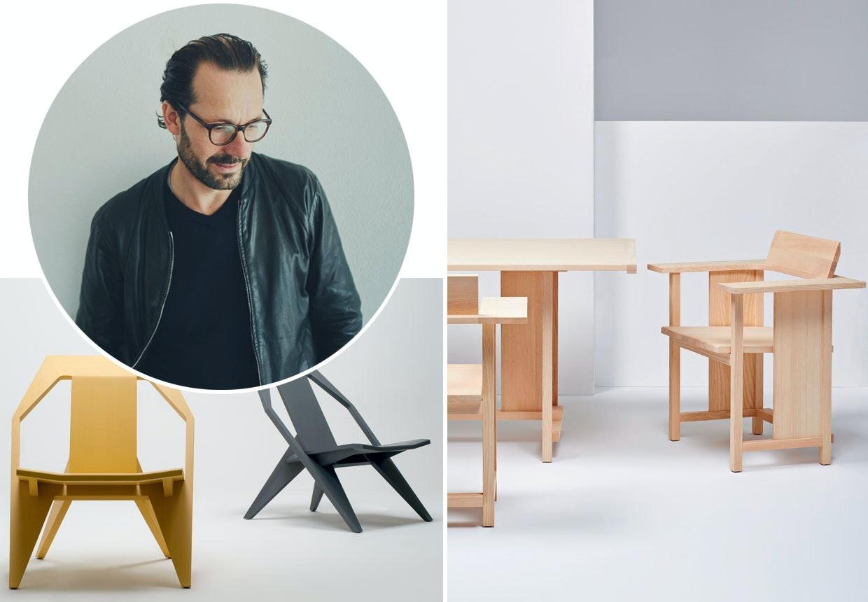 Årets designer Konstantin Grcic