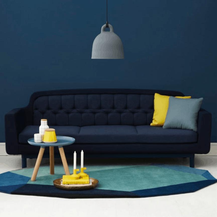 Onkel sofa designet af Simon Legald