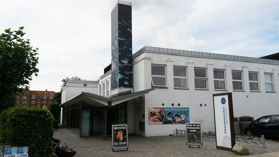 Øresundsakvariet i Helsingør