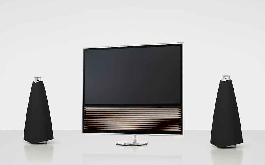BeoVision 14 kan også bruges til et musikanlæg