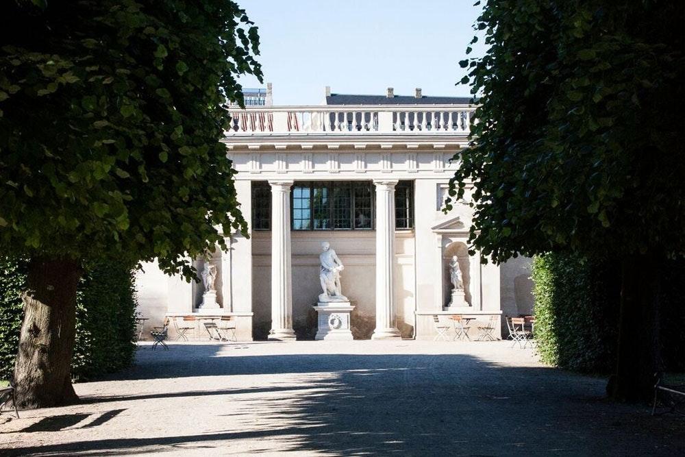 Herkules Pavillonen i Kongens Have