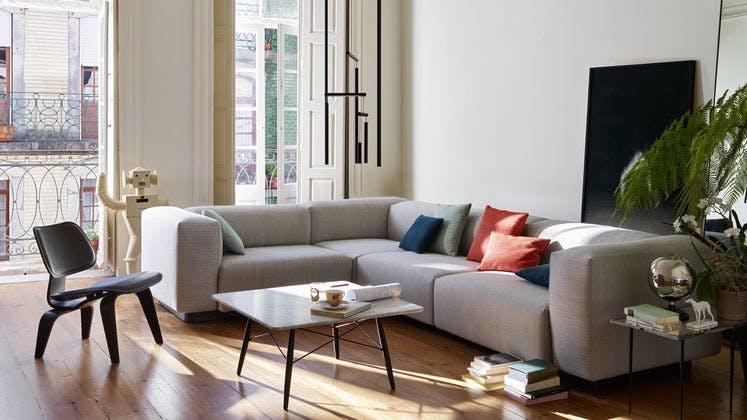 Eames Coffee Table bliver for første gang genudgivet