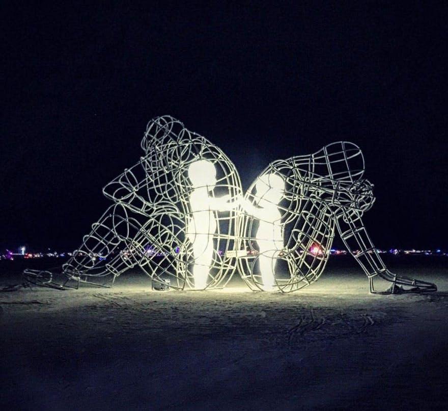 Børn har en fantastisk evne til at lyse op i mørket