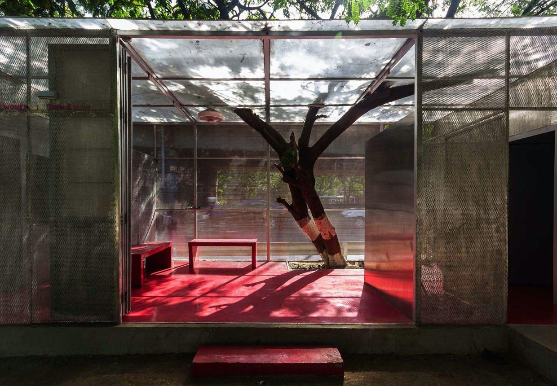 The Light Box - Restroom for Women