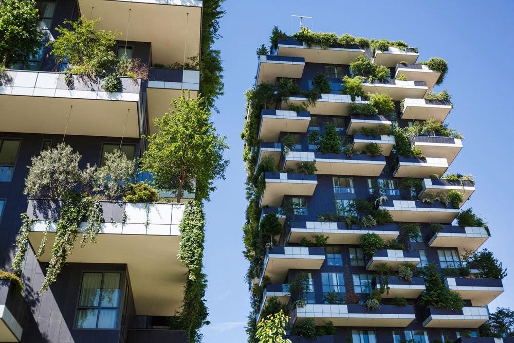 Den vertikale skov i Milano er et opsigtsvækkende bud på et bæredygtigt boligbyggeri.