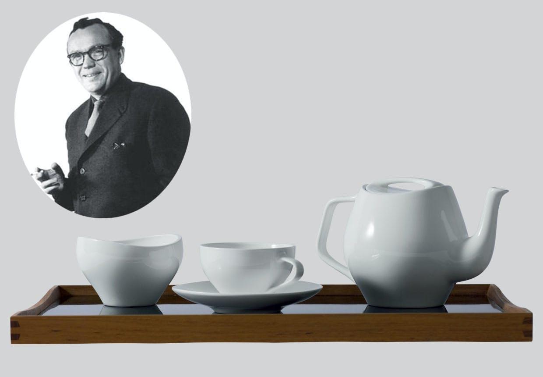 Finn Juhls testel fra 1950'erne hos Architectmade