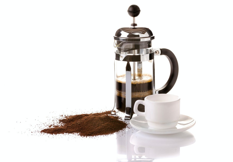 Stempelkande til stempelkaffe