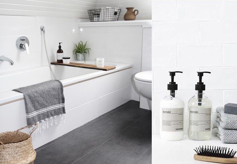 nordisk indretning Nordisk stil   Inspiration til indretning af badeværelset   bobedre.dk nordisk indretning