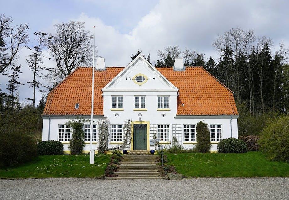 Konkurrence: Danmarks smukkeste præstegårde