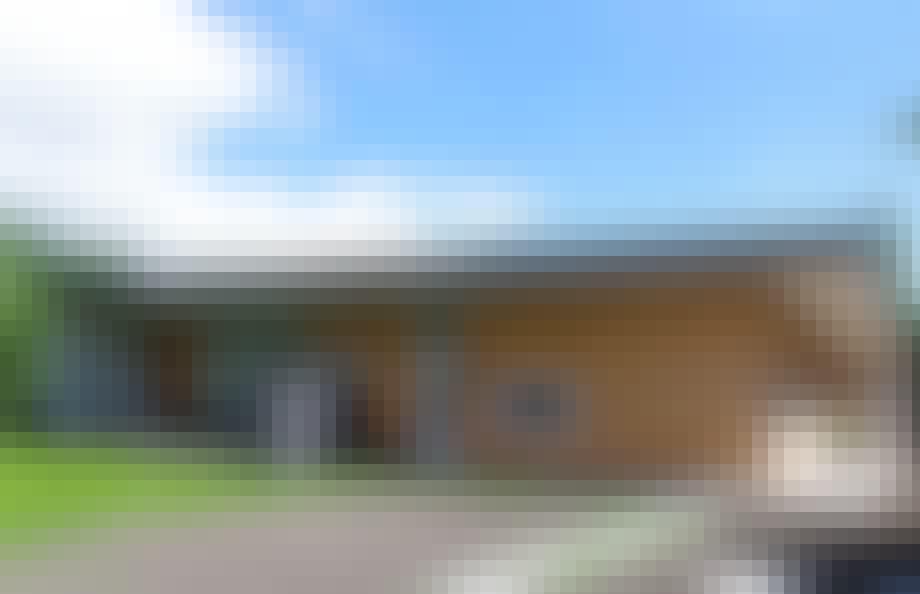 Villa i Vanløse tegnet af 2r-arkitekter