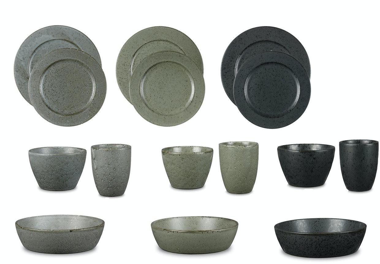 Sensationelle Dansk stentøj og keramik | se spisestellene fra Christian Bitz TB12