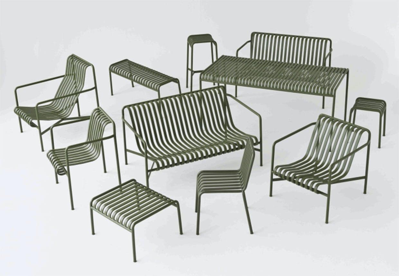 hay havemøbler Palissade af Erwan og Ronan Bouroullec for HAY | bobedre.dk hay havemøbler