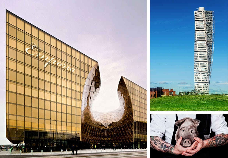 Seværdigheder i Malmø: Arkitektur, design, indkøb og restauranter