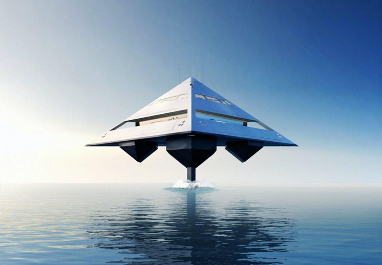 Fremtidens yacht