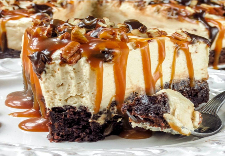 Skildpadde Cheesecake Bobedredk
